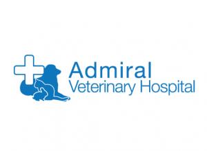 Admiral Veterinary Hospital Logo