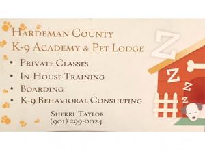 Hardeman County K9 Academy