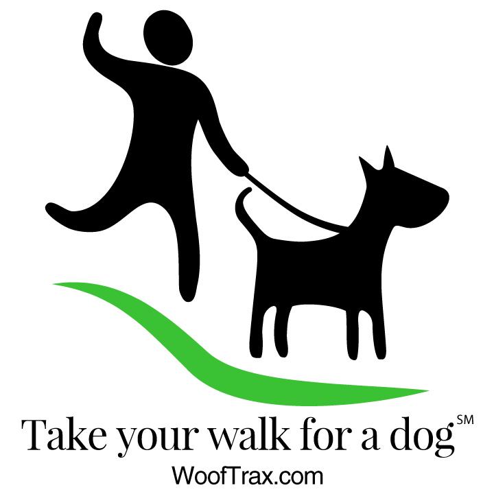 Woof Trax Logo